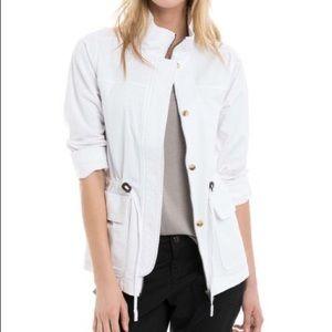 Brand new Lole Sahara jacket white size medium